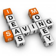 Ideas for saving money image